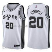 Basketball Trikot Kinder San Antonio Spurs 2018 Manu Ginobili 20# Home Swingman..