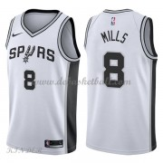 Basketball Trikot Kinder San Antonio Spurs 2018 Patty Mills 8# Home Swingman..