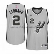 San Antonio Spurs Basketball Trikots 2015-16 Kawhi Leonard 2# Alternate Trikot Swingman..
