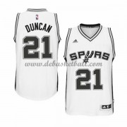 San Antonio Spurs Basketball Trikots 2015-16 Tim Duncan 21# Home Trikot Swingman..