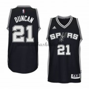 San Antonio Spurs Basketball Trikots 2015-16 Tim Duncan 21# Road Trikot Swingman..