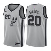 San Antonio Spurs Basketball Trikots 2018 Manu Ginobili 20# Alternate Trikot Swingman..