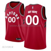 Basketball Trikot Kinder Toronto Raptors 2018 Road Swingman..