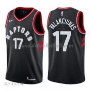 Basketball Trikot Kinder Toronto Raptors 2018 Jonas Valanciunas 17# Alternate Swingman..