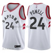 Basketball Trikot Kinder Toronto Raptors 2018 Norman Powell 24# Home Swingman..