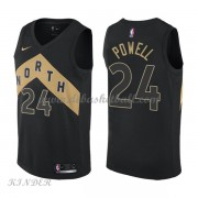 Basketball Trikot Kinder Toronto Raptors 2018 Norman Powell 24# City Swingman..