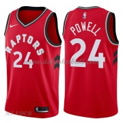 Basketball Trikot Kinder Toronto Raptors 2018 Norman Powell 24# Road Swingman..