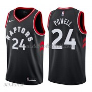 Basketball Trikot Kinder Toronto Raptors 2018 Norman Powell 24# Alternate Swingman..
