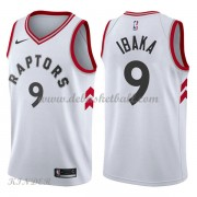 Basketball Trikot Kinder Toronto Raptors 2018 Serge Ibaka 9# Home Swingman..