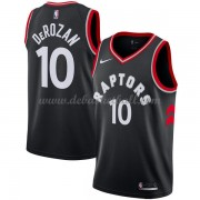 Toronto Raptors Basketball Trikots 2018 DeMar DeRozan 10# Alternate Trikot Swingman..