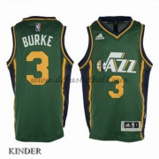 Basketball Trikot Kinder Utah Jazz 2015-16 Trey Burke 3# Alternatre Swingman..