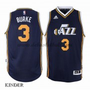 Basketball Trikot Kinder Utah Jazz 2015-16 Trey Burke 3# Road Swingman..