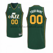 Utah Jazz Basketball Trikots 2015-16 Alternatre Trikot Swingman..