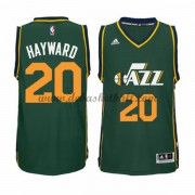 Utah Jazz Basketball Trikots 2015-16 Gordon Hayward 20# Alternate Trikot Swingman..