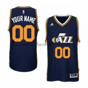 Utah Jazz Basketball Trikots 2015-16 Road Trikot Swingman..