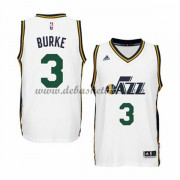 Utah Jazz Basketball Trikots 2015-16 Trey Burke 3# Home Trikot Swingman..