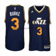 Utah Jazz Basketball Trikots 2015-16 Trey Burke 3# Road Trikot Swingman..