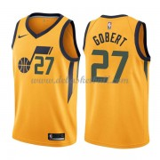 Utah Jazz Basketball Trikots 2018 Rudy Gobert 27# Alternate Trikot Swingman..