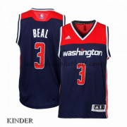 Basketball Trikot Kinder Washington Wizards 2015-16 Bradley Beal 3# Alternate Swingman..