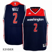 Basketball Trikot Kinder Washington Wizards 2015-16 John Wall 2# Alternate Swingman..