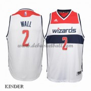Basketball Trikot Kinder Washington Wizards 2015-16 John Wall 2# Home Swingman..