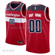Basketball Trikot Kinder Washington Wizards 2018 Road Swingman..