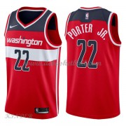 Basketball Trikot Kinder Washington Wizards 2018 Otto Porter Jr. 22# Road Swingman..