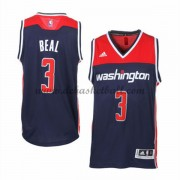 Washington Wizards Basketball Trikots 2015-16 Bradley Beal 3# Alternate Trikot Swingman..