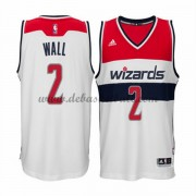 Washington Wizards Basketball Trikots 2015-16 John Wall 2# Home Trikot Swingman..