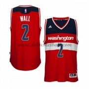 Washington Wizards Basketball Trikots 2015-16 John Wall 2# Road Trikot Swingman..