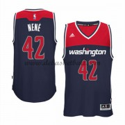 Washington Wizards Basketball Trikots 2015-16 Nene Hilario 42# Alternate Trikot Swingman..