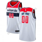 Washington Wizards Basketball Trikots 2018 Home Trikot Swingman..