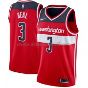 Washington Wizards Basketball Trikots 2018 Bradley Beal 3# Road Trikot Swingman..