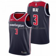 Washington Wizards Basketball Trikots 2018 Bradley Beal 3# Alternate Trikot Swingman..