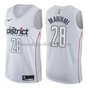 Washington Wizards Basketball Trikots 2018 Ian Mahinmi 28# City Swingman..