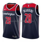 Washington Wizards Basketball Trikots 2018 Ian Mahinmi 28# Alternate Trikot Swingman..