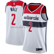 Washington Wizards Basketball Trikots 2018 John Wall 2# Home Trikot Swingman..