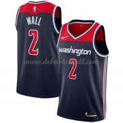 Washington Wizards Basketball Trikots 2018 John Wall 2# Alternate Trikot Swingman..