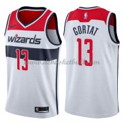 Washington Wizards Basketball Trikots 2018 Marcin Gortat 13# Home Trikot Swingman..