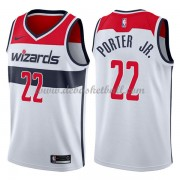 Washington Wizards Basketball Trikots 2018 Otto Porter Jr. 22# Home Trikot Swingman..