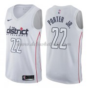 Washington Wizards Basketball Trikots 2018 Otto Porter Jr. 22# City Swingman..