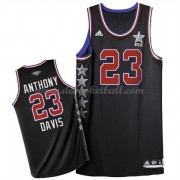 West All Star Game Basketball Trikots 2015 Anthony Davis 23# NBA Swingman