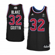 Herren West All Star Game 2015 Blake Griffin 32# NBA Basketball Swingman Trikot..