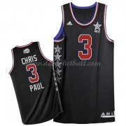 West All Star Game Basketball Trikots 2015 Chris Paul 3# NBA Swingman