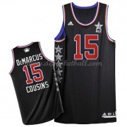 West All Star Game Basketball Trikots 2015 Demarcus Cousins 15# NBA Swingman