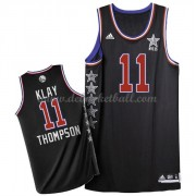 West All Star Game Basketball Trikots 2015 Klay Thompson 11# NBA Swingman