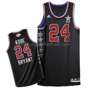 West All Star Game Basketball Trikots 2015 Kobe Bryant 24# NBA Swingman