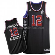 West All Star Game Basketball Trikots 2015 Lamarcus Aldridge 12# NBA Swingman..