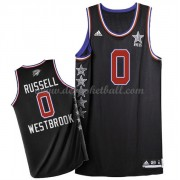 West All Star Game Basketball Trikots 2015 Russell Westbrook 0# NBA Swingman