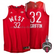 West All Star Game Basketball Trikots 2016 Blake Griffin 32# NBA Swingman..